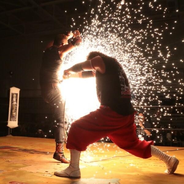 大仁田厚が礎を築いた電流爆破は、創始者の引退で新世代へと受け継がれた