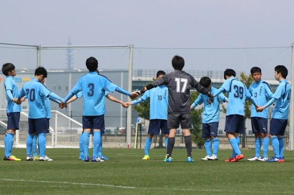 徳島市立は11月12日、徳島北との地区大会決勝に臨む