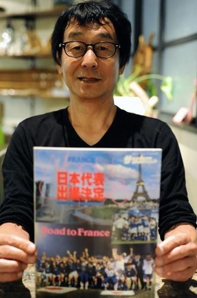 ダイジェストの編集長を務めた六川。ジョホールバルの後は「増刊号を3冊も出した」という