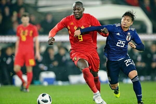 欧州予選でグループ1位通過をしたベルギー。日本はこの対戦の背景にあった彼我(ひが)の差にも目を向けなくてはいけない