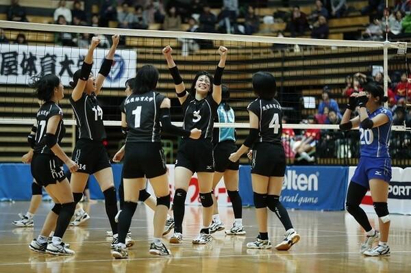 昨年度の全日本インカレは、鹿屋体育大が制覇。今年は第1シードを獲得し、連覇を狙う