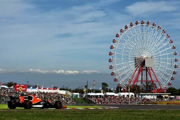 過去に6度、最終戦のスケジュールが組まれていた日本GP
