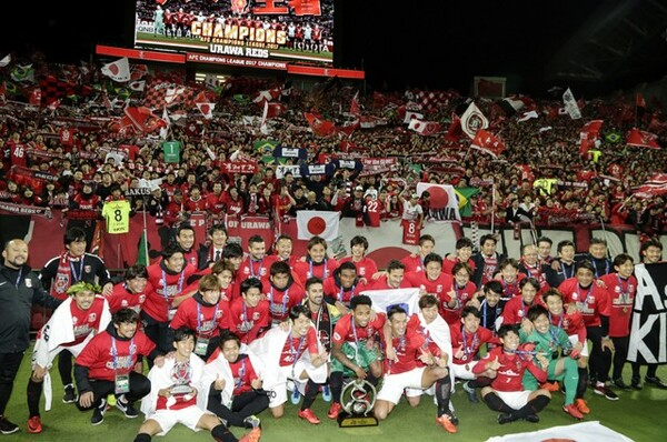 浦和はアル・ヒラルとの決勝第2戦を1−0で勝利し、2007年シーズン以来、10年ぶりにアジア王座を奪還した