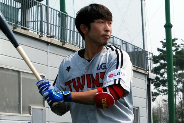 今年、5年にわたる韓国プロ野球生活での幕を閉じた荒木治丞
