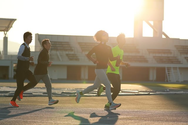 市民女子ランナーが限界突破した2DAYキャンプ 「もっと速く、もっと強く!」全力体験
