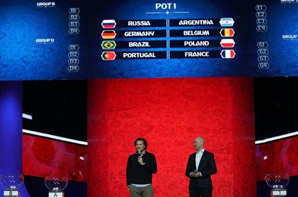 厳しい組み合わせが予想されるが、日本はどのチームと同組になるか?