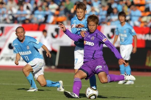 再発を繰り返しながらも16年までJリーグで活躍した森崎浩司