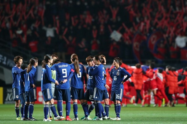 なでしこジャパンは優勝を懸けて臨んだ北朝鮮との試合に0−2で敗れ、EAFF E−1サッカー選手権を2位で終えた