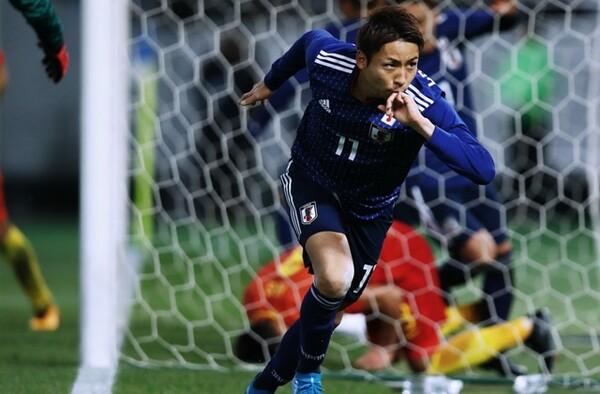 中国戦、韓国戦と今大会2ゴールを挙げた小林だが、韓国戦は悔やまれる結果に