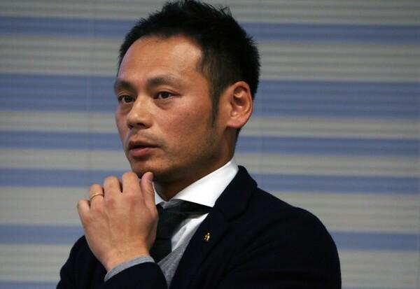 第78回みなとフォーラムの講師は、スポーツマネジメント事業を手掛ける松田氏が務める