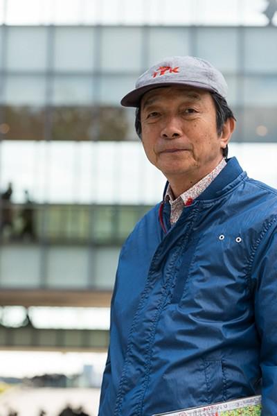 大井でも名うての場立ちとして知られる吉冨隆安氏。氏が放つ渾身の本命に傾倒する南関のファンは少なくない。