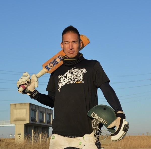 プロ野球選手から史上初となるクリケットへの転身を目指す木村省吾。NPB時代は横浜(現横浜DeNA)、広島、埼玉西武の3球団で15年間プレーした