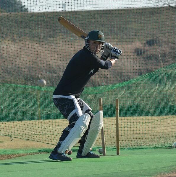 ワンバウンドを打つという野球にはないプレーに戸惑う場面もあったが、野球で慣らした高いミート力を発揮して最終的には器用にはじき返した