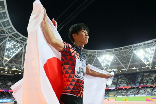 飛躍見せた「関西育ち」のスプリンター 男子短距離の主役に躍り出た多田修平(1)