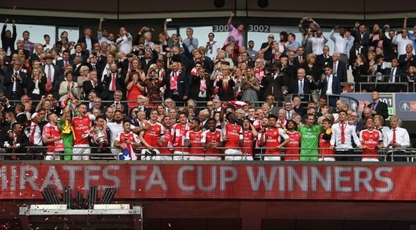 ベンゲルへの批判はここ数年繰り返されている。昨年はFA杯を制したことで鎮静した