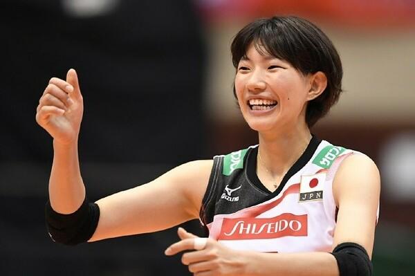 女子は石井優希らがメンバー入りを果たした(写真は昨年のワールドグランプリのもの)
