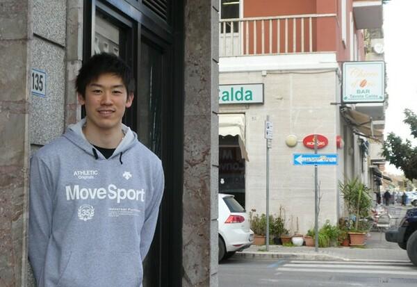 """""""プロ""""選手として生きていくことを決めた石川祐希に決断の理由や今後の目標を聞いた"""