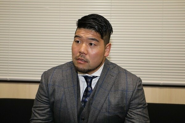 日本代表として歴代4位の78キャップを誇る畠山健介