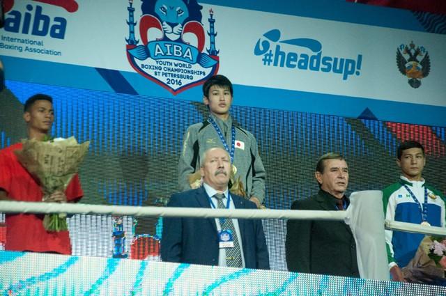 16年にロシア・サンクトペテルブルクで行われた世界ユースのフライ級で優勝。以降は海外の専門家も東京五輪のメダリスト候補に挙げている