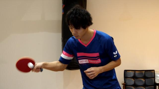 【卓球】フォアハンド・ドライブの基礎 卓球がもっと強くなるためのレッスン