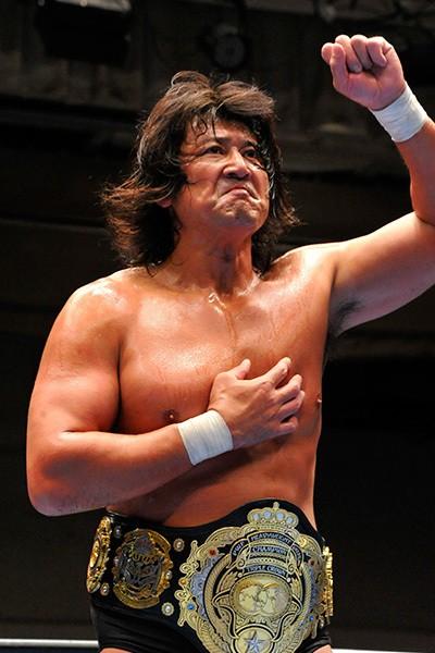 「秋山全日本」での最初となった14年は大森が悲願の初優勝を飾り、その勢いのまま三冠王者にもたどり着いた