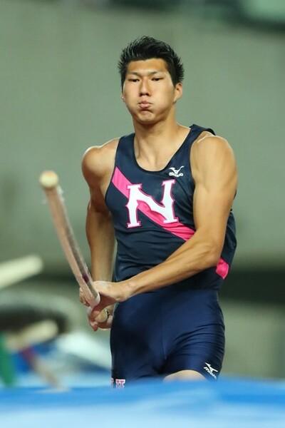 「ダイヤモンドアスリート」第4期の選手である棒高跳の江島雅紀にインタビュー