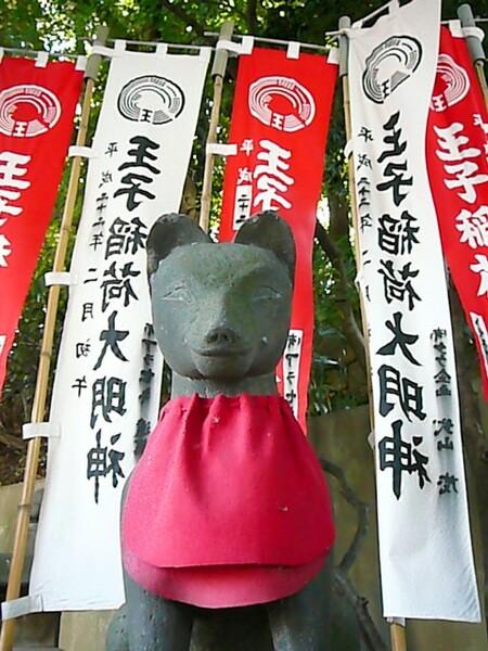 王子稲荷神社の「狐の行列」が外国人観光客に人気を博している