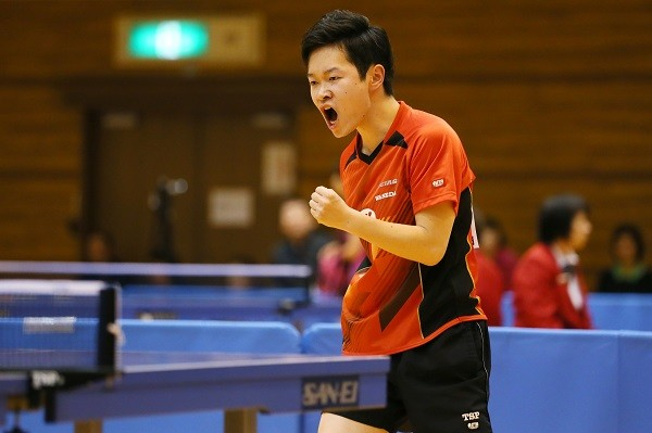 パラ卓球の若きエース、岩渕幸洋。 成長著しい23歳に、東京パラへの大きな期待がかかる