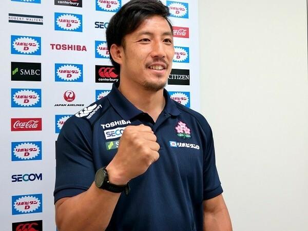 セブンズ日本代表主将として、コアチーム昇格大会優勝に大きく貢献した小澤大