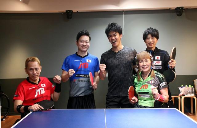 選手たちの高い技術に今回も驚いていた武井さん。さらに技術を磨いてリベンジを誓っていた
