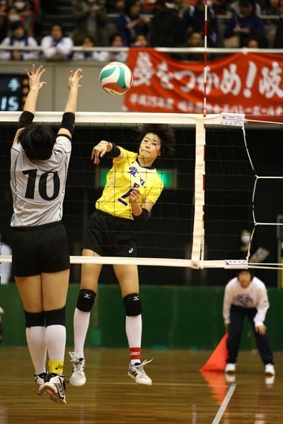 中川は若くからその将来を有望視されていた(写真はJOCジュニアオリンピックカップのもの)
