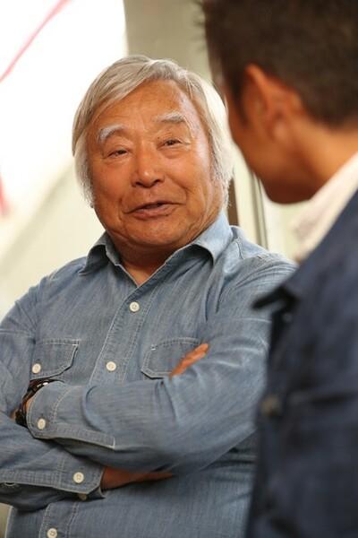 スキーヤーだった父・敬三さんの姿を見て、三浦さんは65歳にしてエベレスト登頂を決意