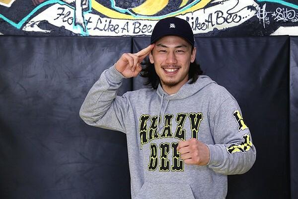 今年最初のRIZIN福岡大会に出場する矢地祐介にインタビュー