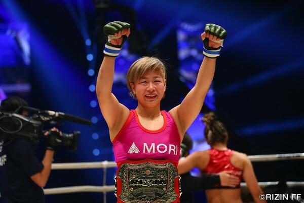 「チャンピオンにはなったんですけど、まだまだチャレンジャーとしての気持ちも忘れずにやっていきたい」と話す浅倉