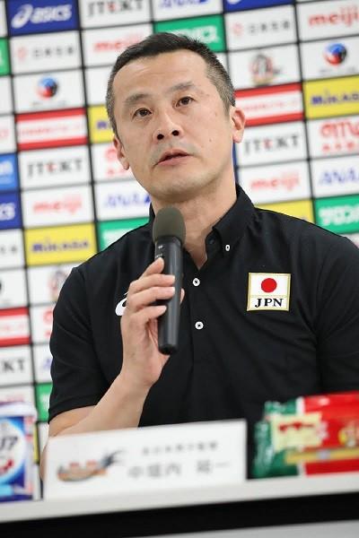 中垣内監督は日本の生命線として「早いクイックとパイプ」を挙げた