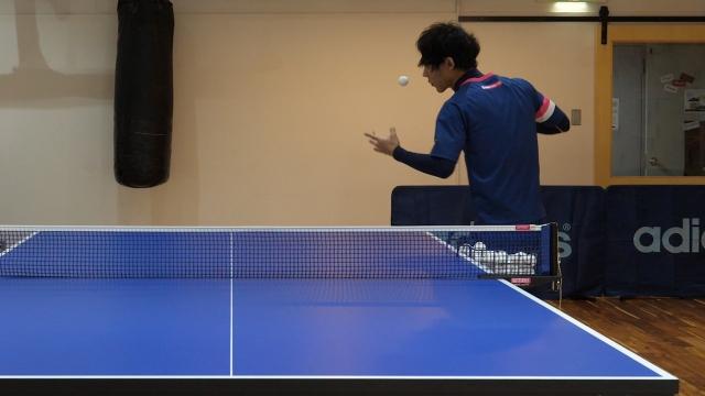 【卓球】卓球のショートサーブ・ロングサーブ 使い分けて相手を惑わすテクとは?