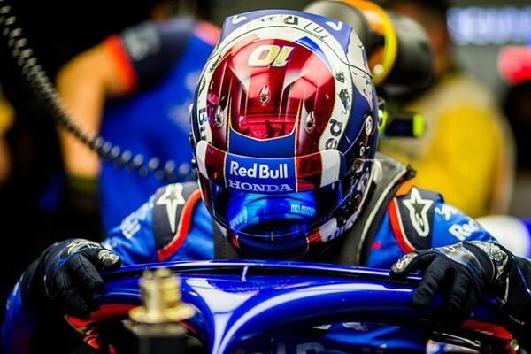 スペインGP予選では12番手と好調な位置についたガスリー