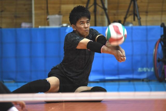 日本代表選手のプレーを見ることで、みるみる上達していった