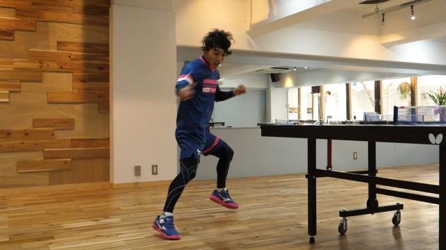 【卓球】卓球のフットワークテク 「回り込み」を覚えて決定力を上げよう