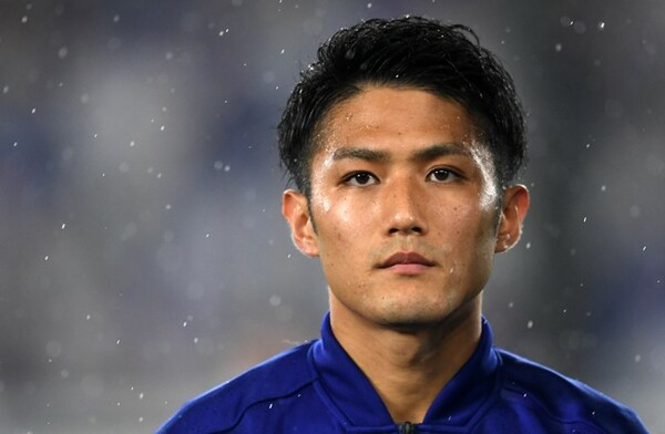 ロシアW杯に臨む日本代表メンバー23名に選出されたMF大島僚太