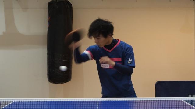 【卓球】フォア・バックの切り返し 素早い切り返しをマスターしよう!