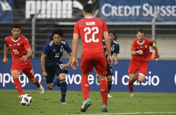 途中出場だった香川は「チームとして共通意識を持つ必要がある」とコメント