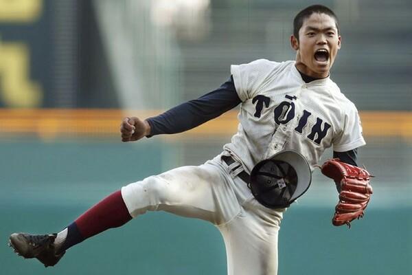 投打で圧倒的な才能を発揮する大阪桐蔭・根尾。今夏で最も注目される選手なのは間違いない