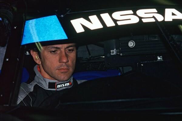 リジェ、ラルースでF1を戦ったコマス。98、99年に全日本GT選手権を制した