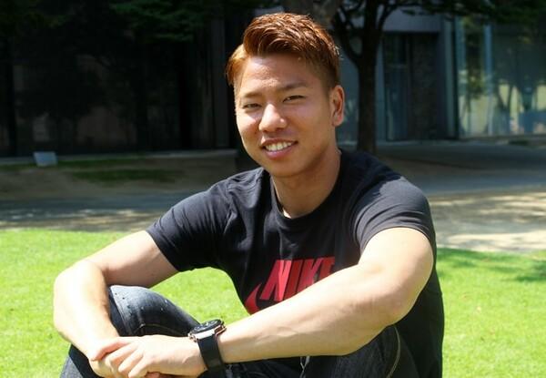 サポートメンバーとして日本代表に帯同した浅野拓磨。現在の心境と「4年後」に向けた思いとは?