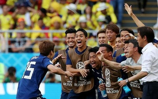 日本代表の躍進について「想定内」と話す浅野。ターニングポイントとしてコロンビア戦前の選手ミーティングを挙げた