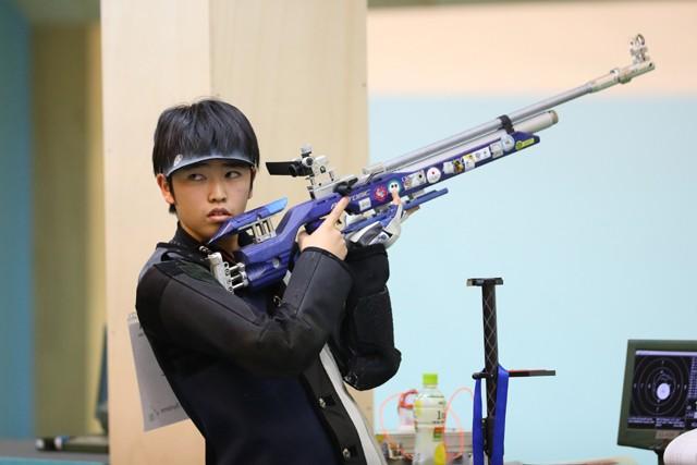 ライフル射撃・日本代表として東京五輪に照準を合わせる島田敦