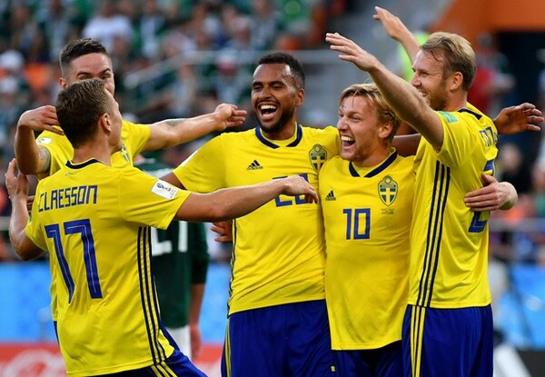 強豪ひしめくグループFを1位で通過したスウェーデン。そのサッカーはいくつかのキーワードで表すことができる