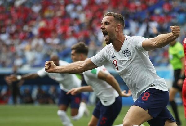 チュニジア戦とパナマ戦に連勝し、第2戦を終えたところでグループリーグ突破を決めたイングランド