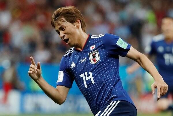 乾の追加点で2−0、ベルギーを相手に史上初の8強入りをつかみかけた日本だったが……